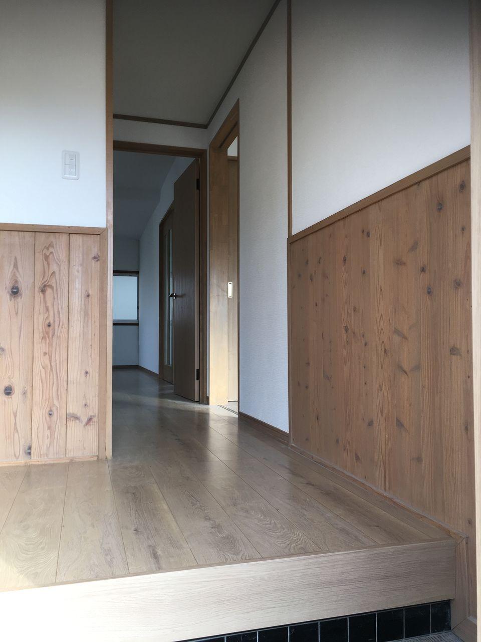 熊本市東区桜木3丁目・改修工事終了。