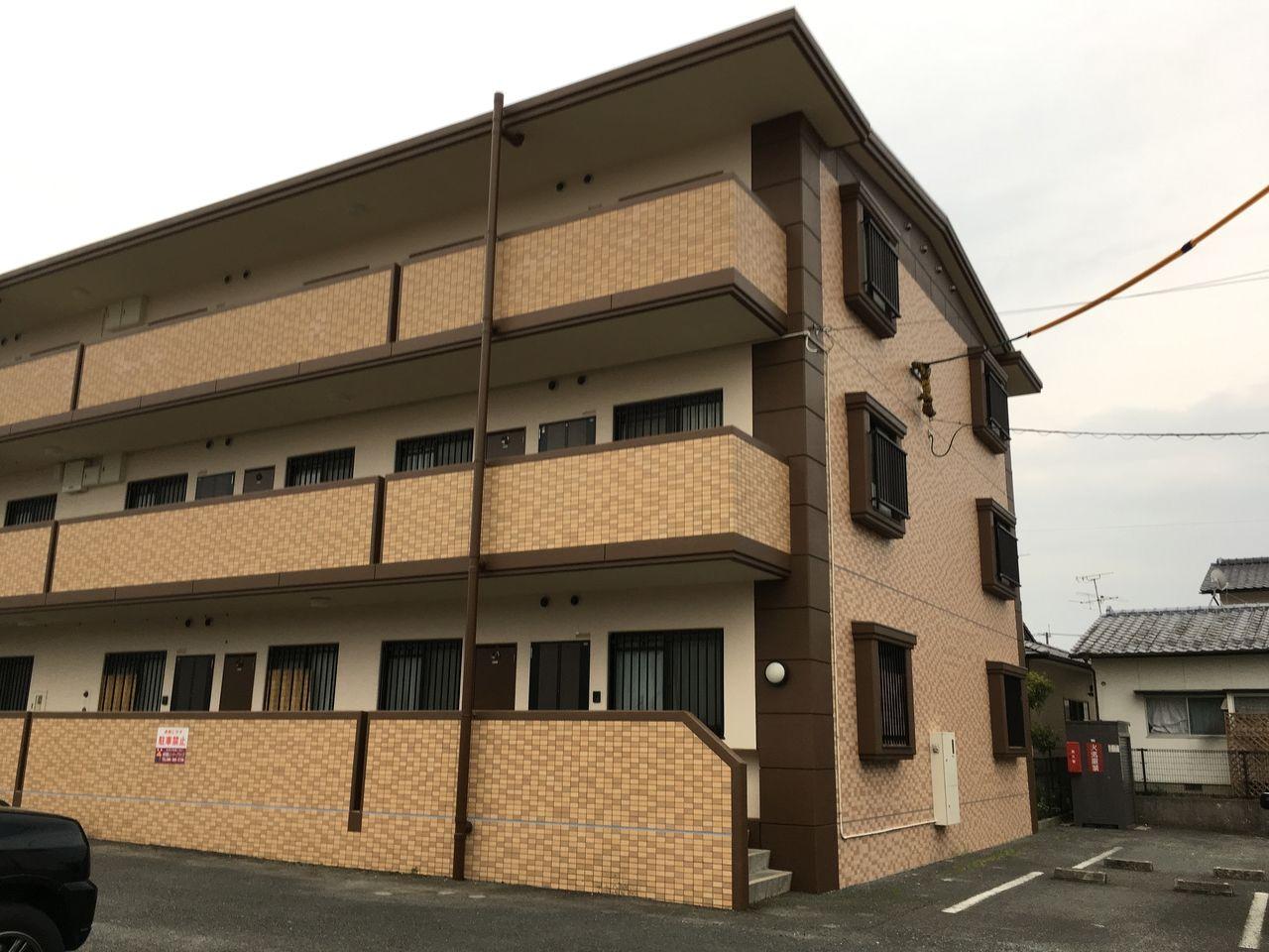 エクセレンス桜木(外壁塗装工事)Ⅱ