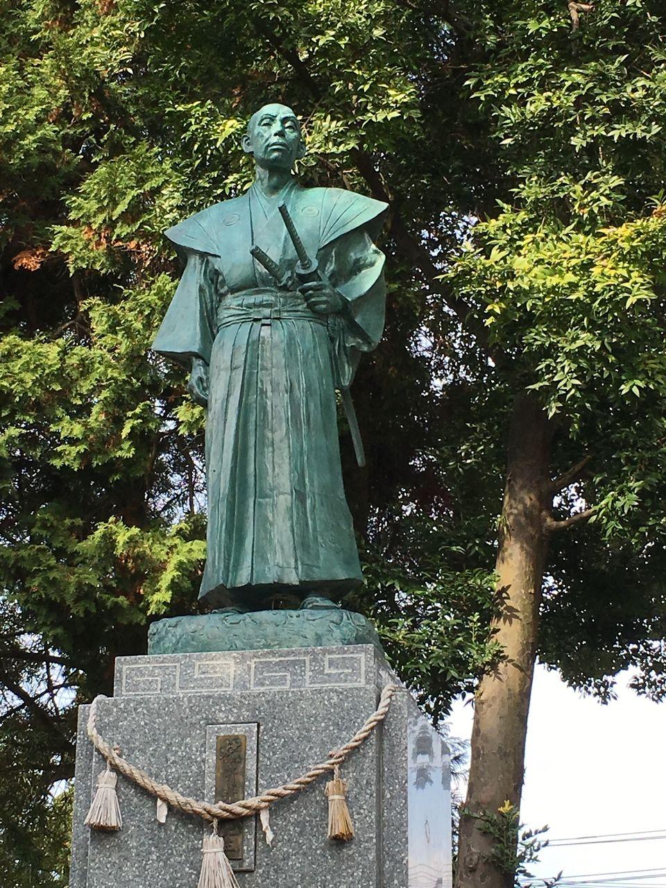 横井小楠墓前祭