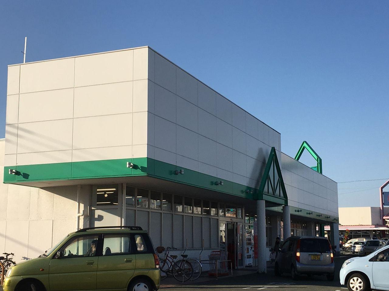 熊本市東区桜木・花立商店街にあるサニー桜木店 24時間営業でとても便利です。