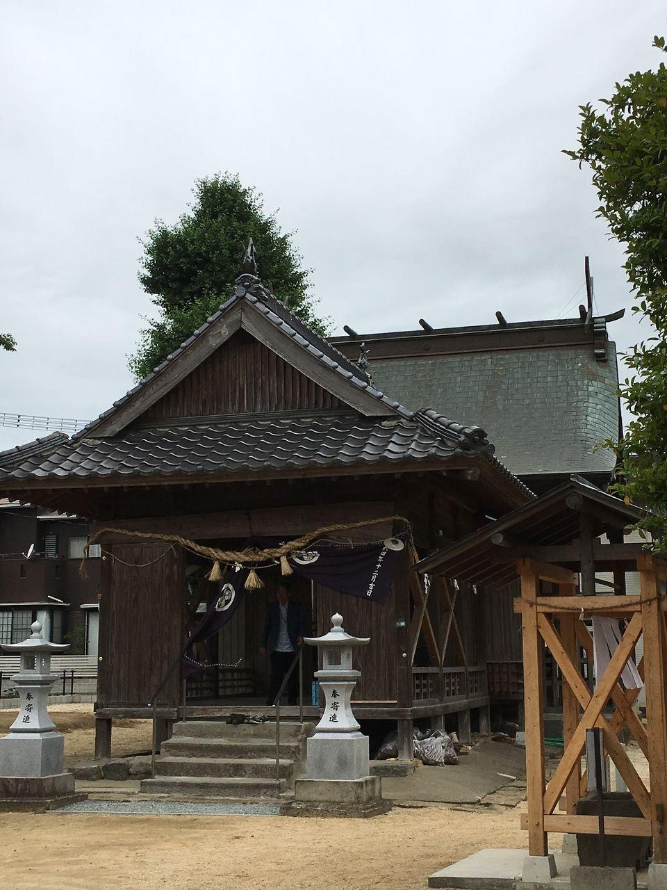 熊本地震の前から計画されていた玉垣工事無事に竣工